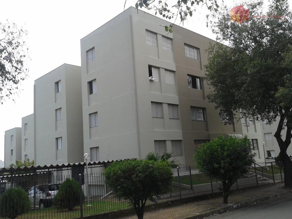 Apartamento residencial à venda, Conserva, Americana.