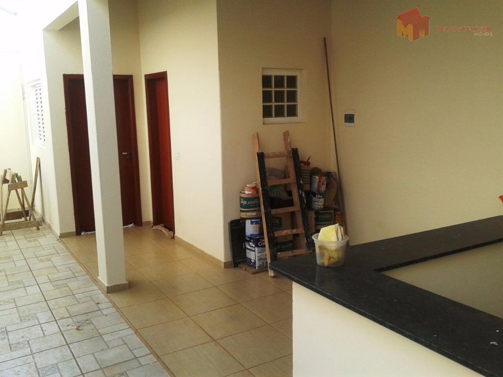 Selecione residencial à venda, Jardim Souza Queiroz, Santa Bárbara D'Oeste.