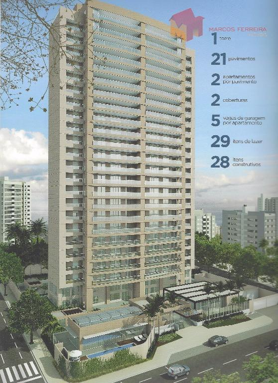 Apartamento residencial à venda, Jardim Girassol, Americana - AP0112.
