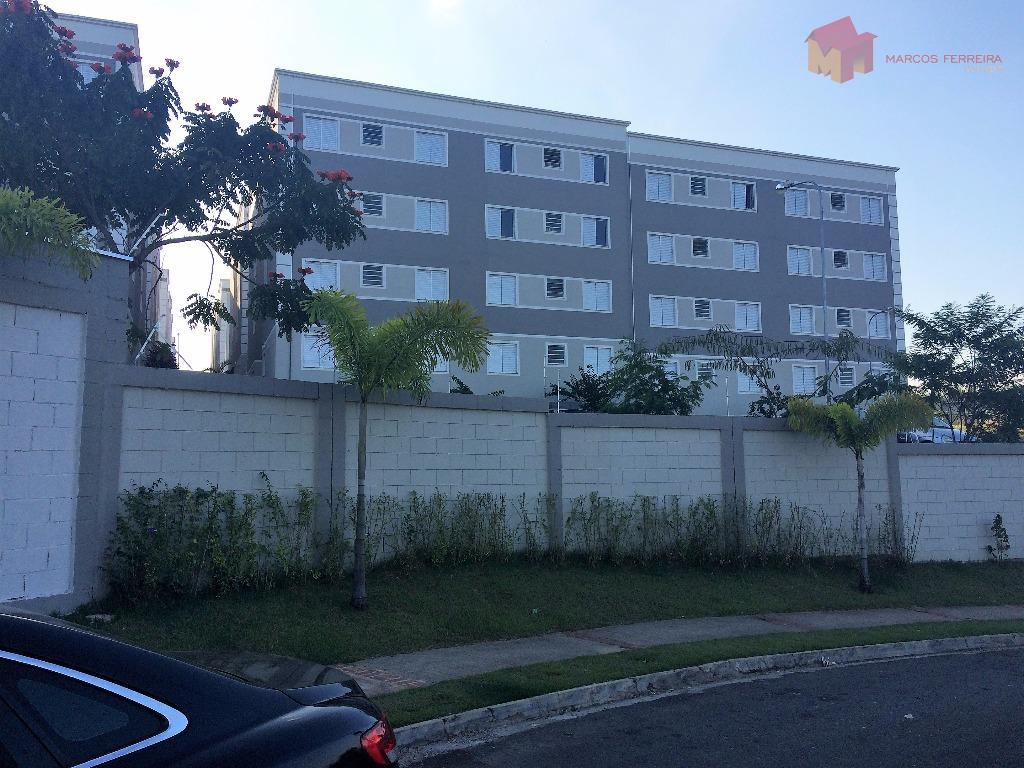 Apartamento residencial para locação, Jardim Recanto, Americana.