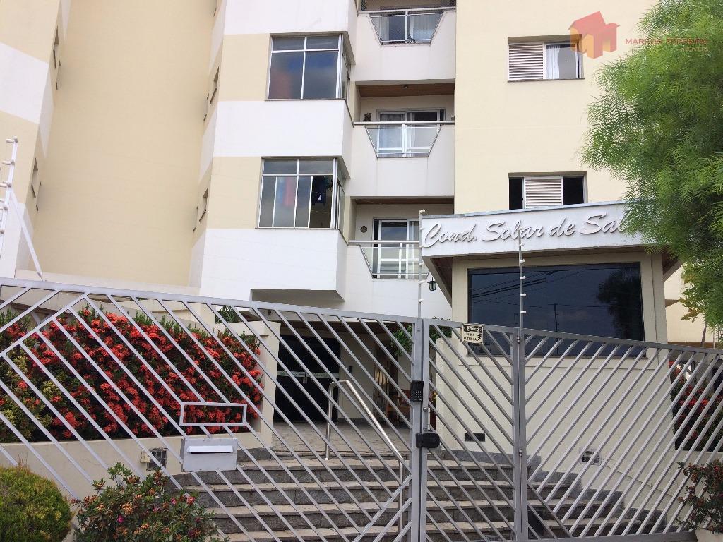 Apartamento residencial para locação, Jardim Glória, Americana - AP0140.