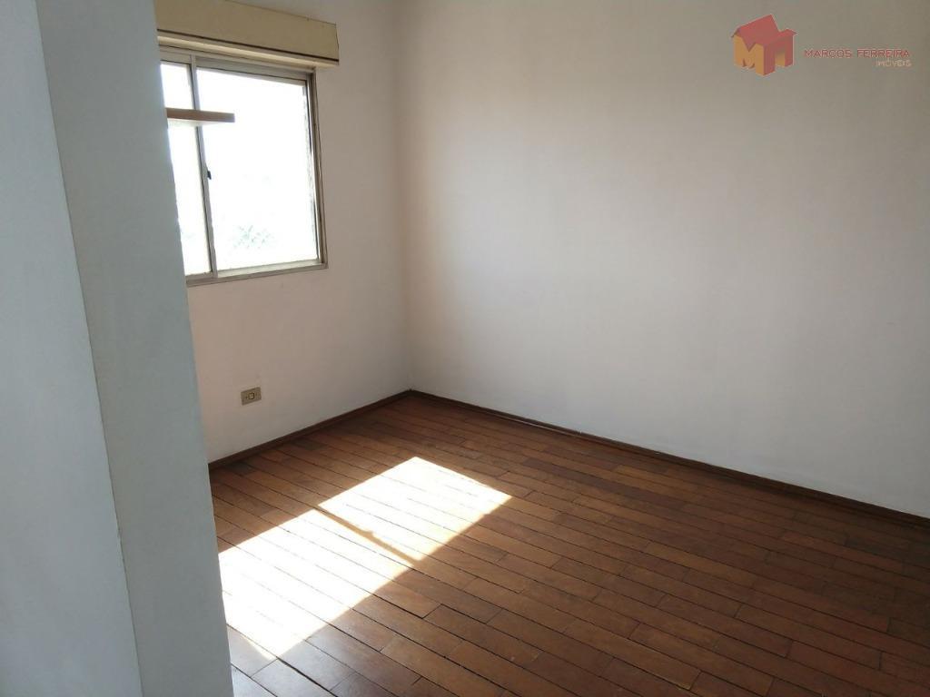 Apartamento residencial para locação, Loteamento Industrial Machadinho, Americana.
