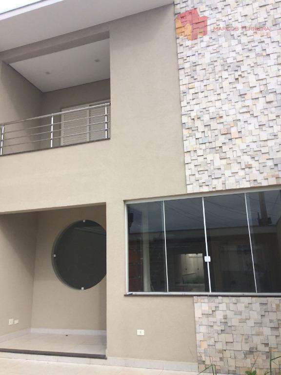 Casa residencial para venda e locação, Parque Novo Mundo, Americana - CA0335.
