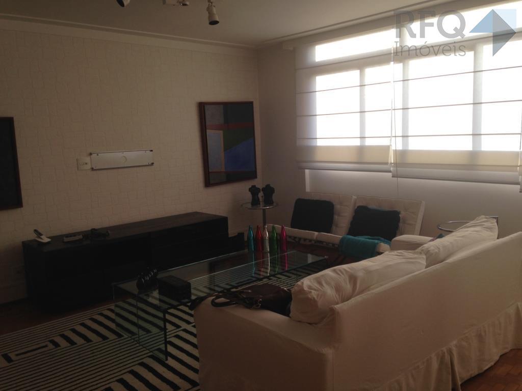 Apartamento de alto padrão para alugar em Vila Nova Conceição
