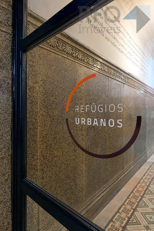 comercializamos 3 salas comerciais em prédio tombado totalmente retrofitado no centro histórico.area útil de 41.4m² conta...