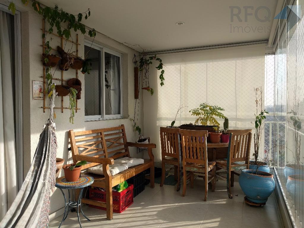 Moderno apartamento na Chácara Santo Antonio com linda vista para Hípica e Parque Severo Gomes. Venha visitar!