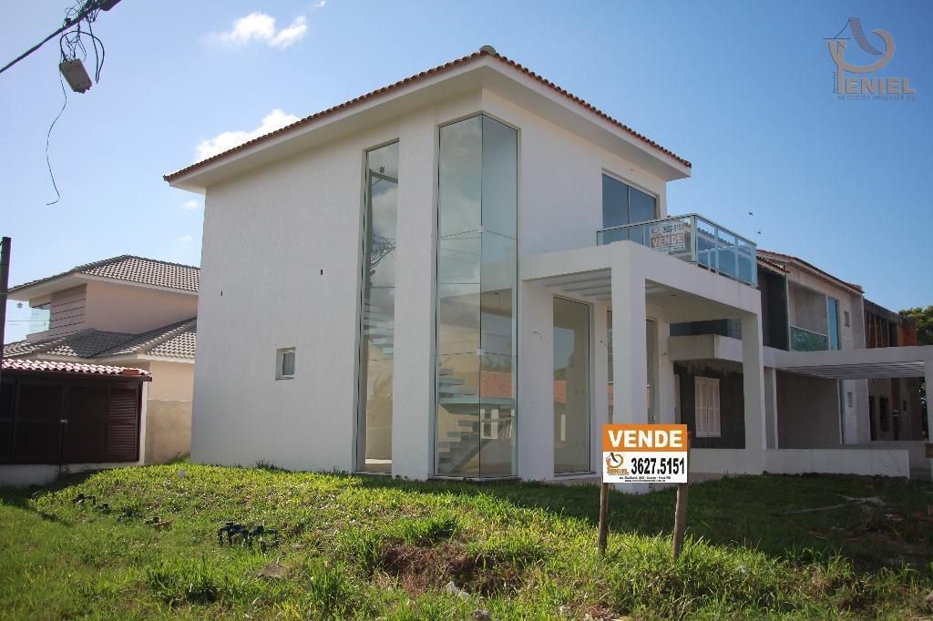 Sobrado residencial à venda, Santa Luzia, Osório.