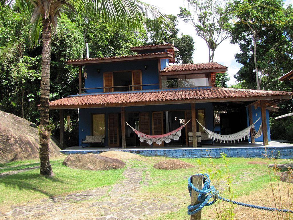 Casa  residencial para venda e locação, Ponta da Sela, Ilhabela.