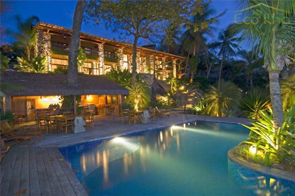 Casa  residencial para venda e locação, Curral, Ilhabela.