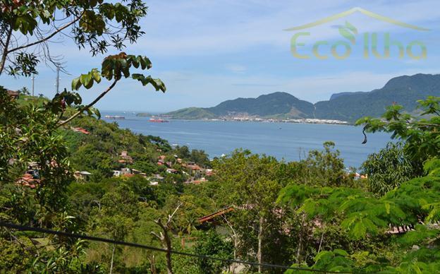Terreno  residencial à venda, Saco do Indaiá, Ilhabela.