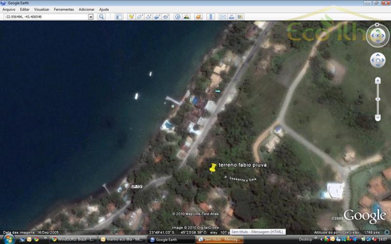 Terreno  residencial à venda, Piúva, Ilhabela.
