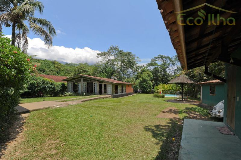 Casa  residencial para venda e locação, Cocaia, Ilhabela.