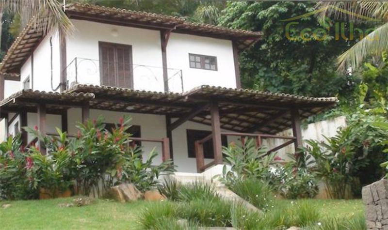 Casa  residencial para venda, Cocaia, Ilhabela.