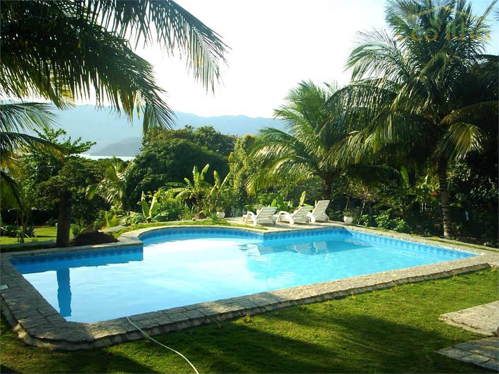 Casa  residencial para locação, Bexiga, Ilhabela.