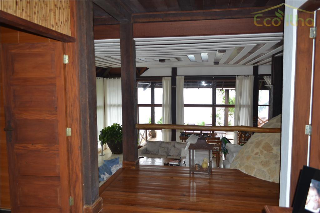 Casa  residencial à venda, Itapecerica, Ilhabela.