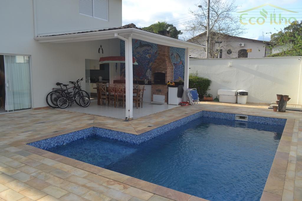 Casa  temporada para locação, Perequê, Ilhabela.