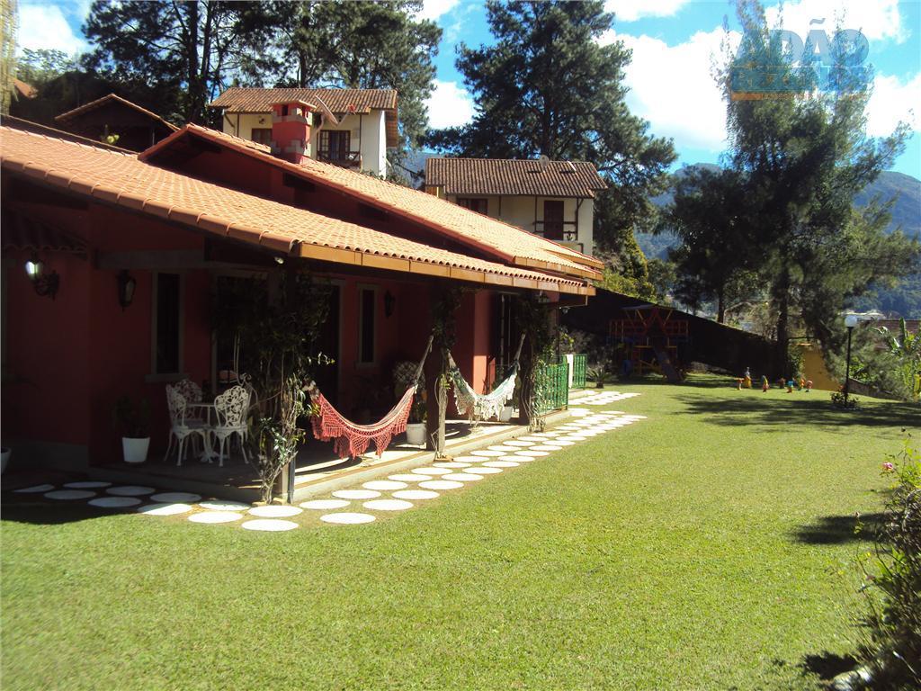 Casa residencial à venda, Araras, Teresópolis.