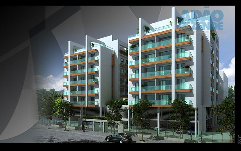 Apartamento residencial à venda, Taumaturgo, Teresópolis - AP1200.