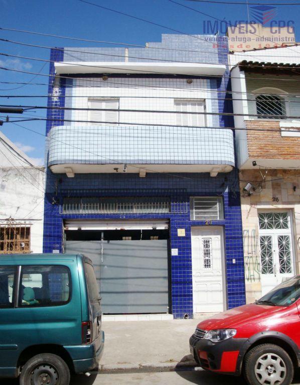 Sobrado  comercial para locação, Brás, São Paulo.