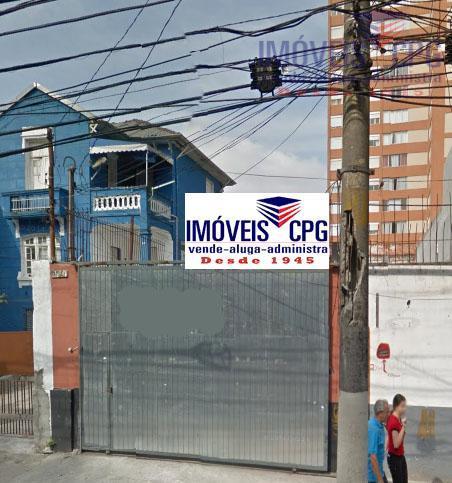 Terreno  comercial à venda, Tatuapé, São Paulo.