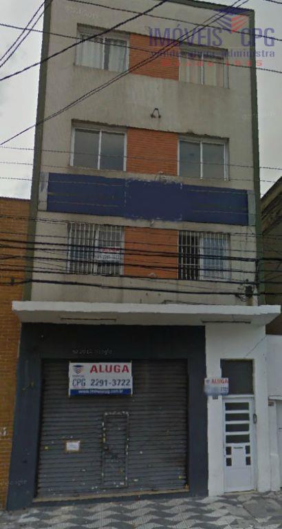 Conjunto  comercial para locação, Brás, São Paulo.
