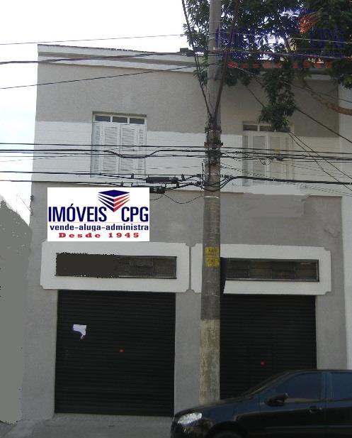 Salão  comercial para locação, Canindé, São Paulo.