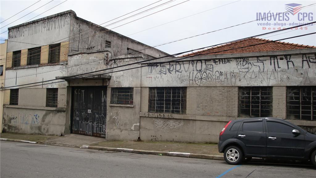 Galpão  comercial à venda, Catumbi, São Paulo.