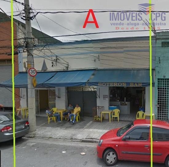 Casa comercial à venda, Canindé, São Paulo.