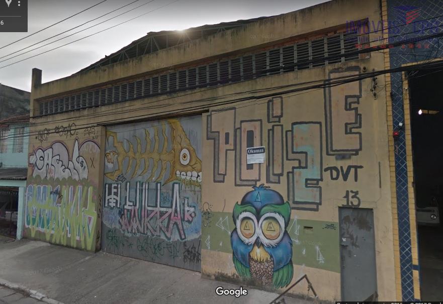 Galpão comercial para locação, Catumbi, São Paulo.