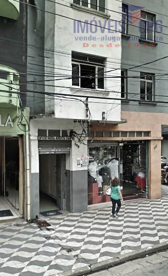 Sala comercial para locação, Pari, São Paulo.