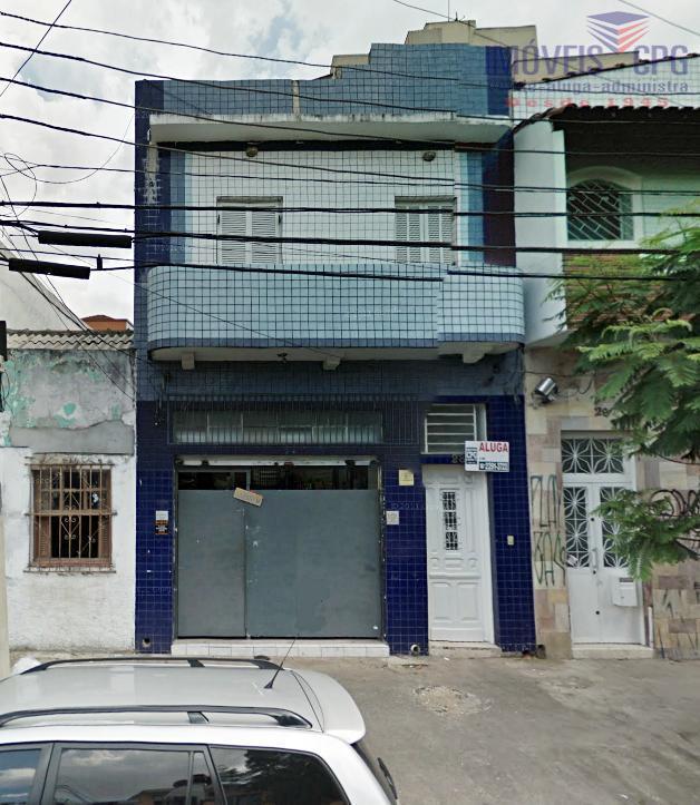 Selecione comercial para locação, Brás, São Paulo.