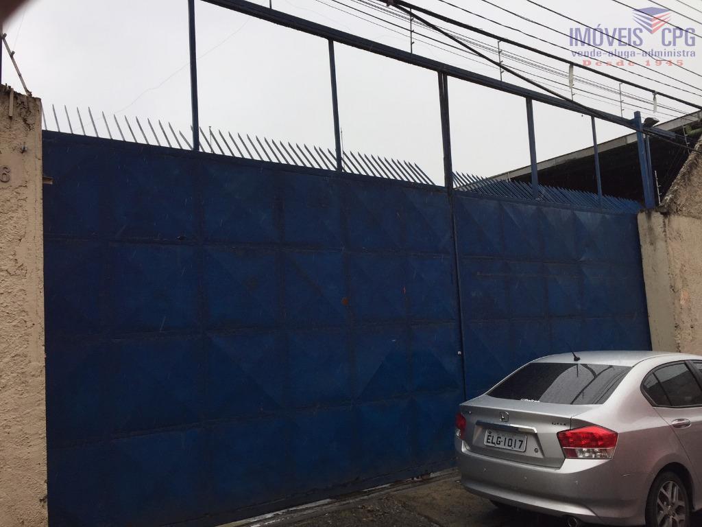 Galpão comercial para locação, Pari, São Paulo.