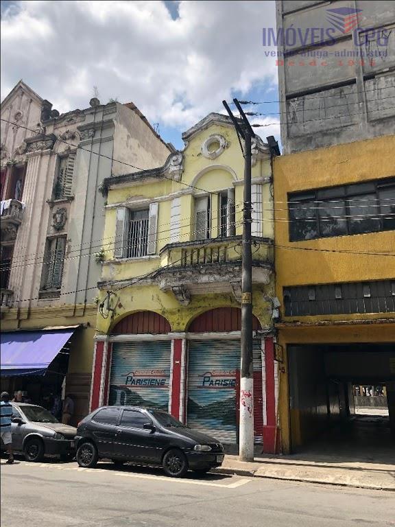Loja comercial para venda e locação, Centro, São Paulo.