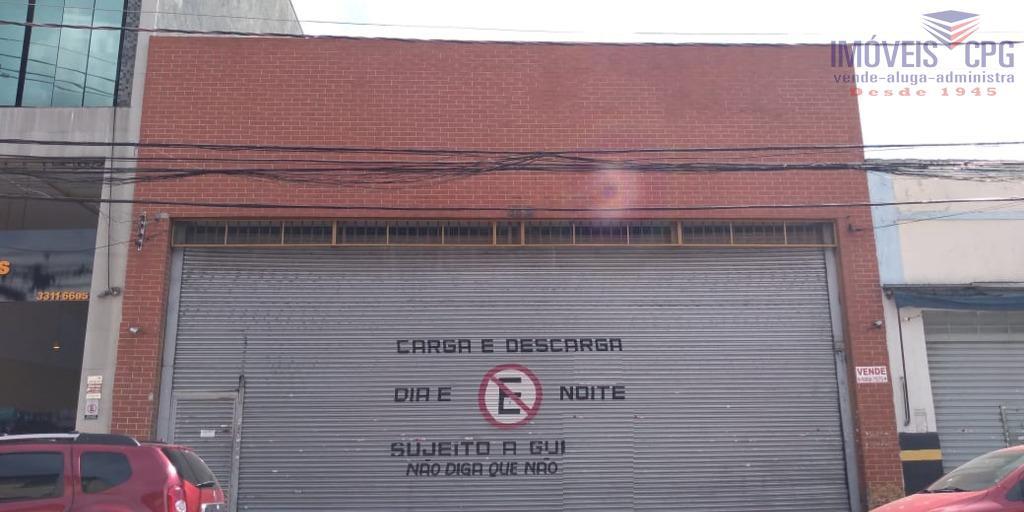 Galpão à venda, 600 m² por R$ 12.600.000 - Canindé - São Paulo/SP
