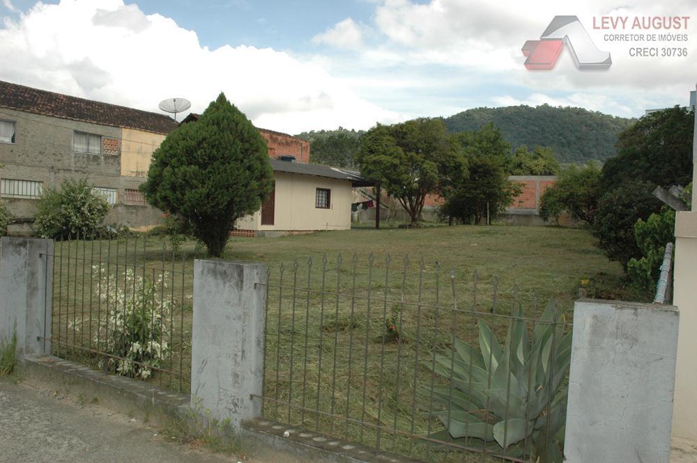 Terreno residencial à venda, Velha Central, Blumenau.