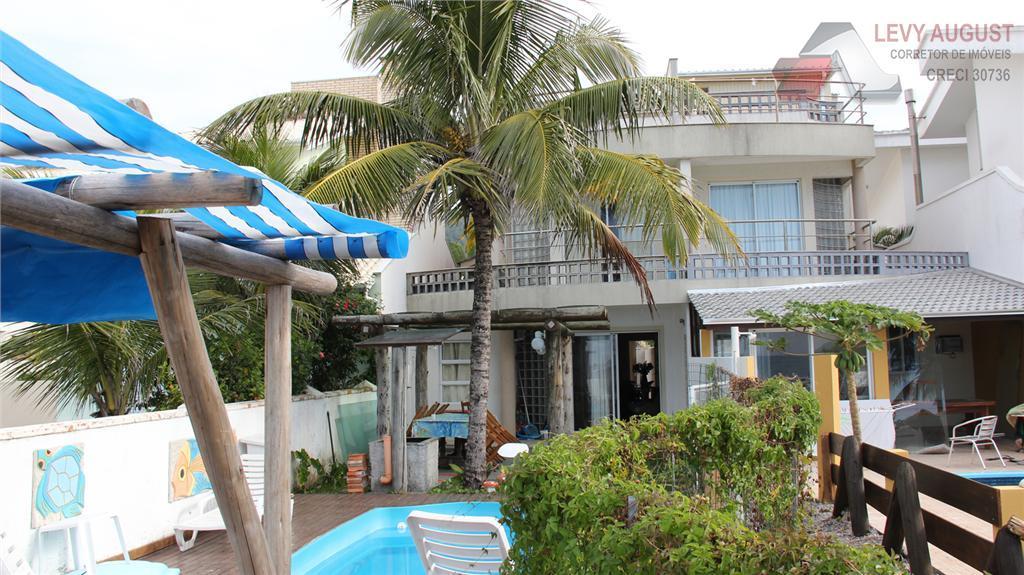 Sobrado residencial à venda, Centro, Bombinhas.