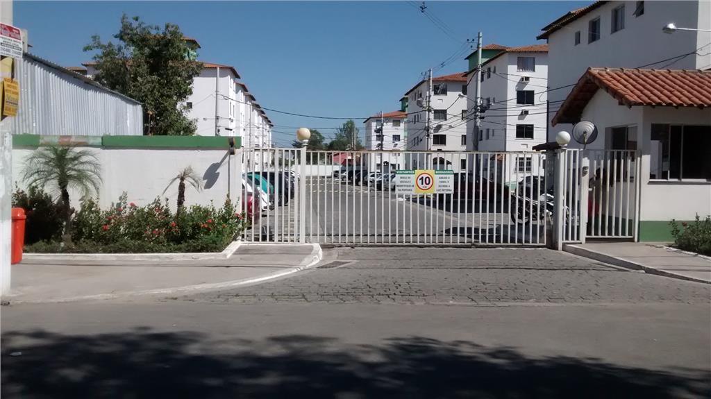 Apartamento  residencial à venda, Santíssimo, Rio de Janeiro.