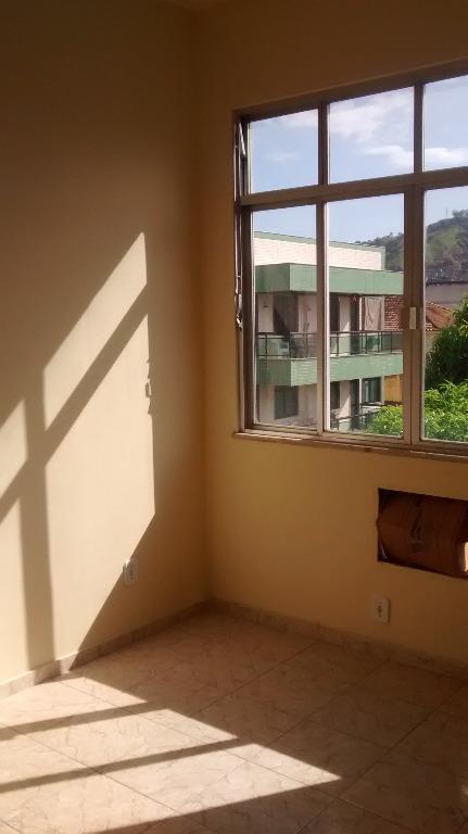 Apartamento residencial para locação, Vila da Penha, Rio de Janeiro - AP0034.