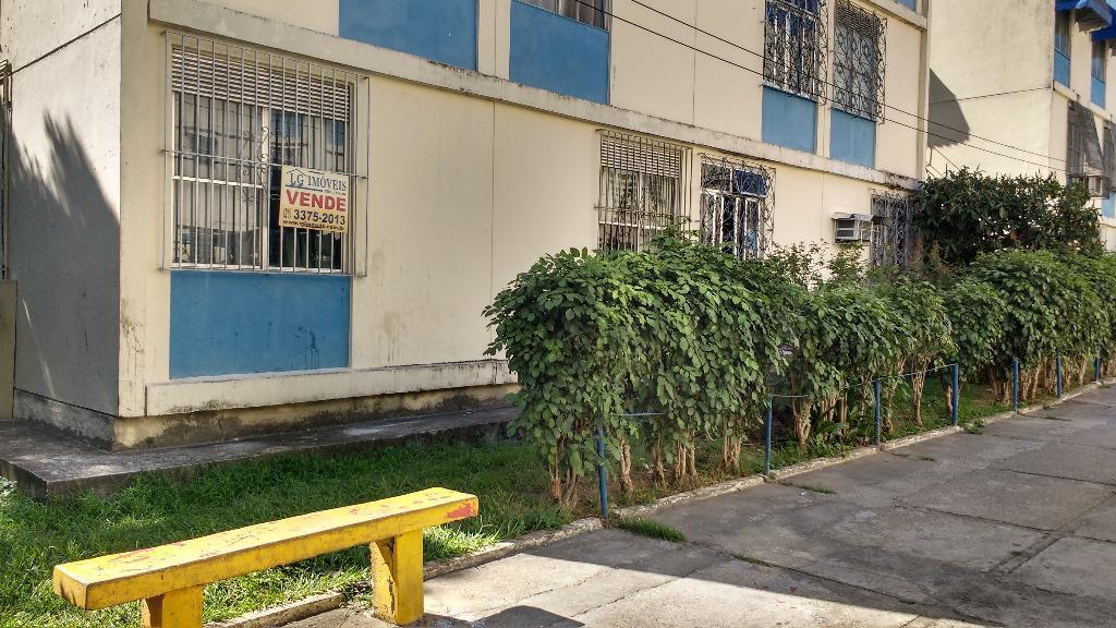 Apartamento  residencial à venda, Vigário Geral, Rio de Janeiro.