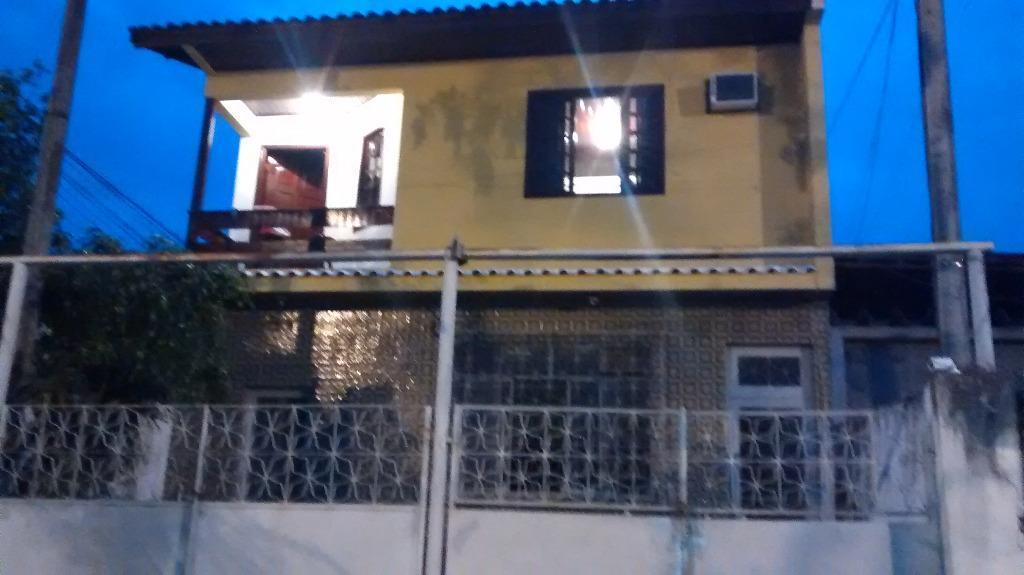 Ótimo Sobrado residencial para locação, Cordovil, Rio de Janeiro.