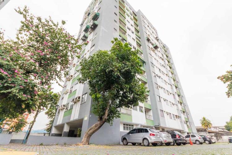 Apartamento residencial à venda, Abolição, Rio de Janeiro.
