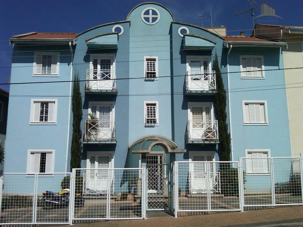 Apartamento residencial à venda, Vila Nossa Senhora de Fátima, Americana.
