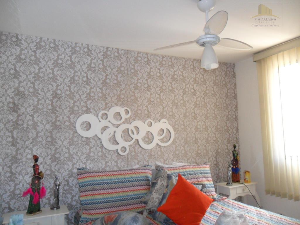 Apartamento residencial à venda, Vila Pompéia, Campinas.