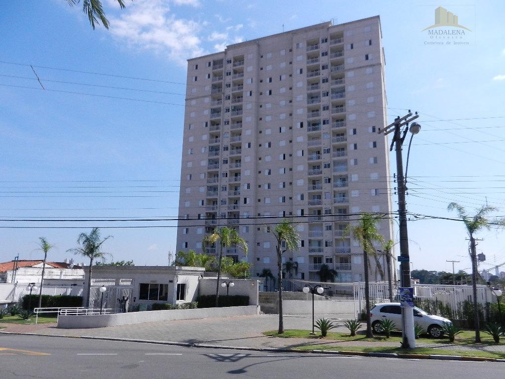 Apartamento residencial à venda, Parque Industrial, Campinas.