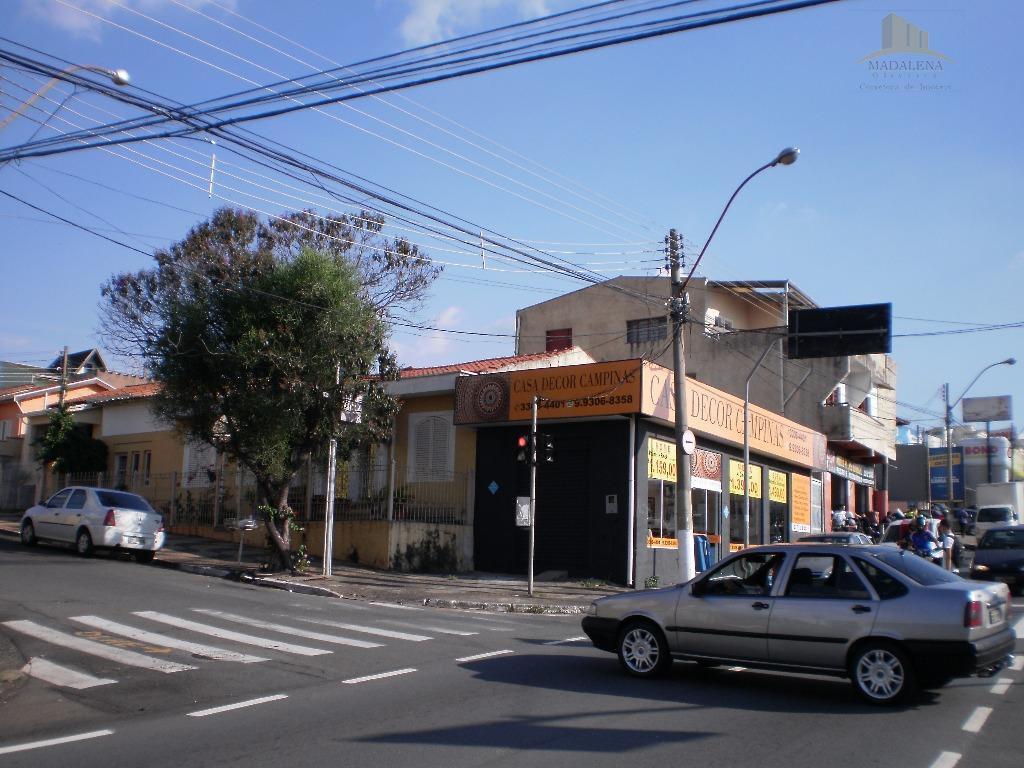 Casa residencial à venda, São Bernardo, Campinas.