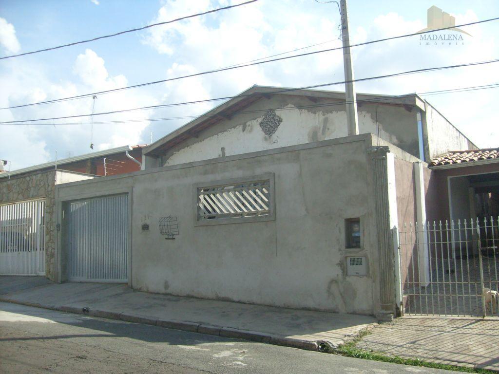 Casa residencial à venda, Vila Ângela Marta, Campinas.