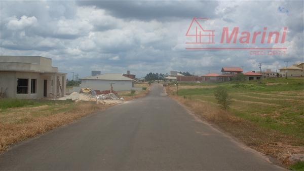 excelente terreno de 1030m², com topografia plana, condomínio na rodovia santos dumont, entre itú e salto,...