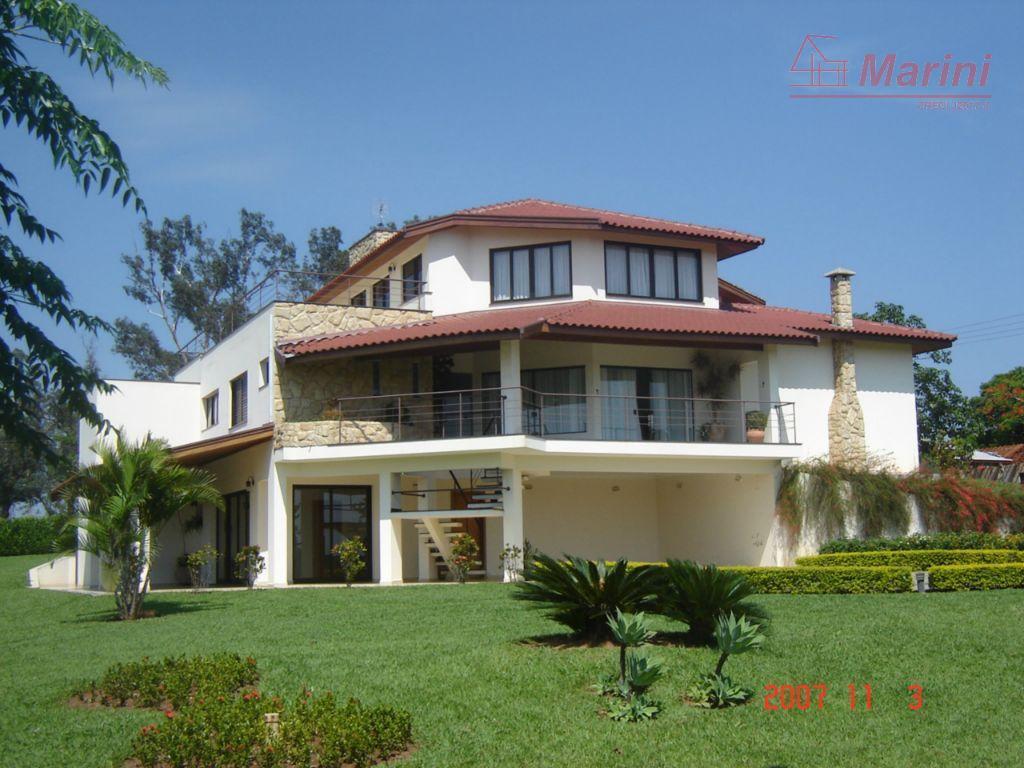 Casa residencial à venda, Condomínio Haras Paineiras, Salto - sp