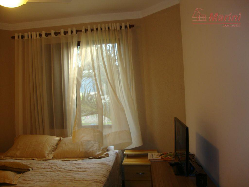 Apartamento no Edifício Trumalina