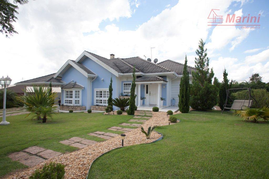 Casa residencial para venda e locação, Condomínio Haras Paineiras, Salto.